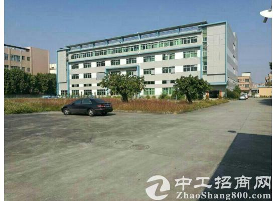 东城科技园25700平方高大上厂房出租