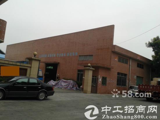 东莞茶山靠东莞5000平米钢构 800万低价出售