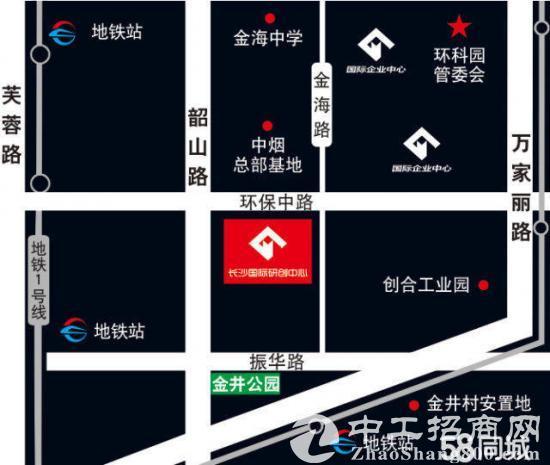 汽车南站暮云工业园标准钢结构厂房急租带行车专变办公住宿