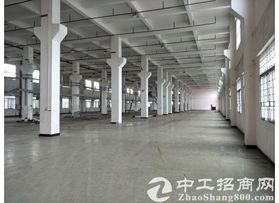 一楼1500平米厂房仓库出租