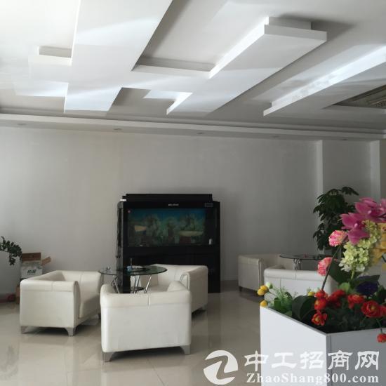 茶光村旁新出1300平米带豪华装修厂房出租