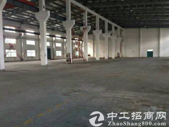 苏虹路附近  全新厂房出租