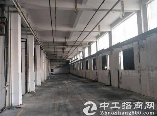 东莞常平镇一楼1800平标准厂房带装修水电交通便利