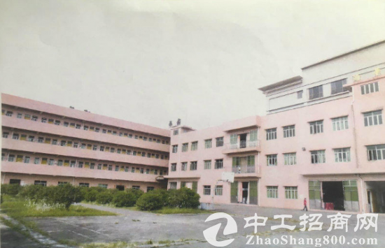 东坑厂房占地6亩厂房出售