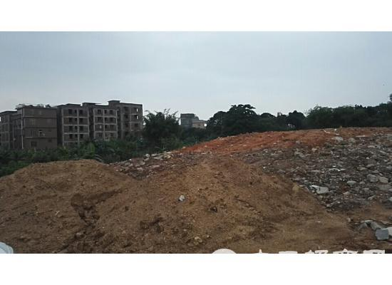 肇庆市四会大沙80亩工业用地出售
