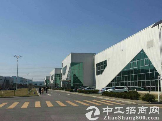 经济开发区高标准8400平独栋单层厂房招租形象高端