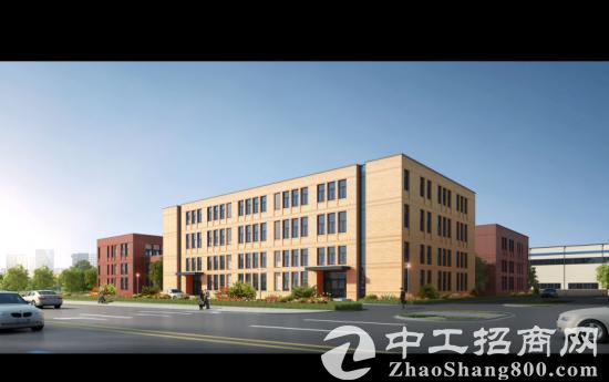 大学城 标准园区 独栋1300轻钢厂房 可架行车