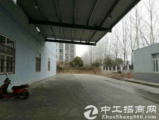 玉屏路与紫云路交叉口南100米,厂房对外出租可作仓库或者办厂用