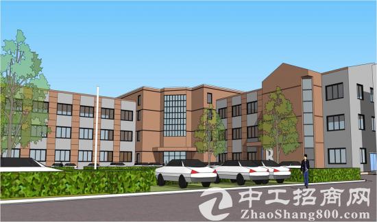临近上海 电子产业园1650平厂房出租