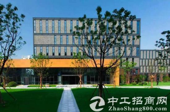 苏州半小时经济圈,传感设备产业园整栋厂房出租