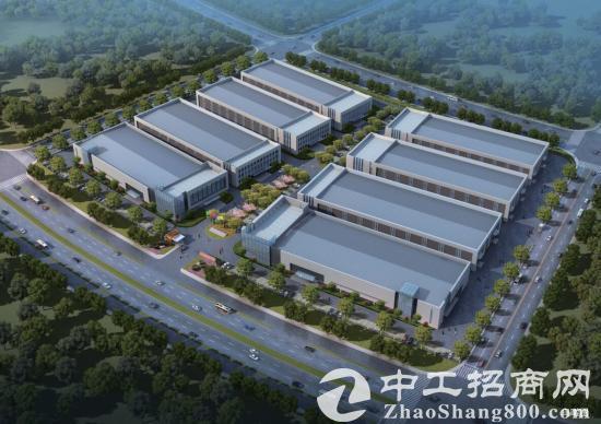南京溧水新建智能制造产业园7万多平米火热招商