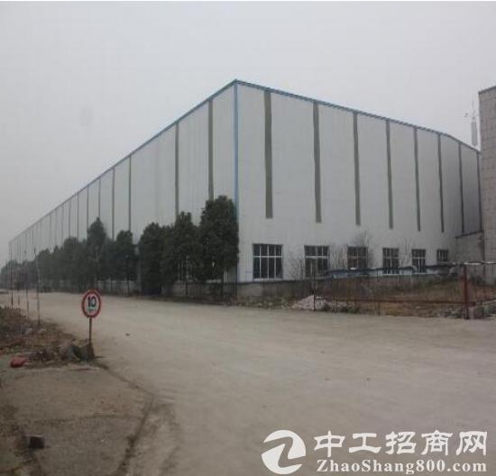 邻近南京30公里 15万平米标准化厂房招商