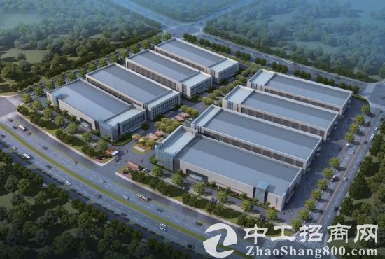 售 溧水开发区 独栋70000平米标准工业厂房 有证