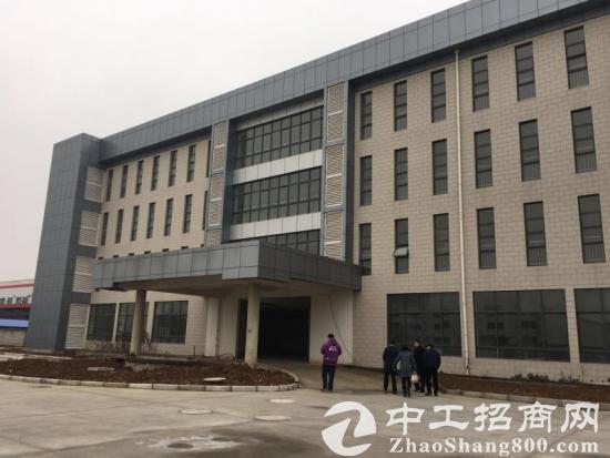 江宁9000平米独门独院全新厂房出售