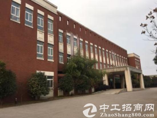 南京江宁滨江开发区丶新建厂房出售 7800平