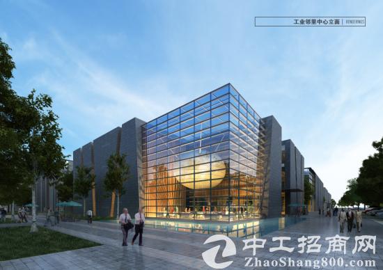 电子信息产业港双拼厂房共6423平方米出租