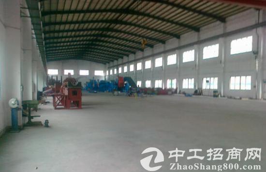 来安叉河经济开发区出租厂房独栋4000平米