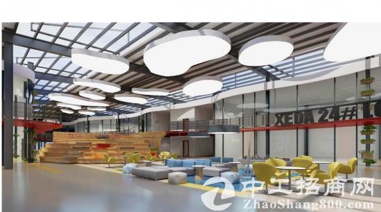 西青开发区政府招商,赛达创意产业园