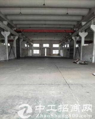 常州附近 工业园区标准机械厂房2100平方图片1
