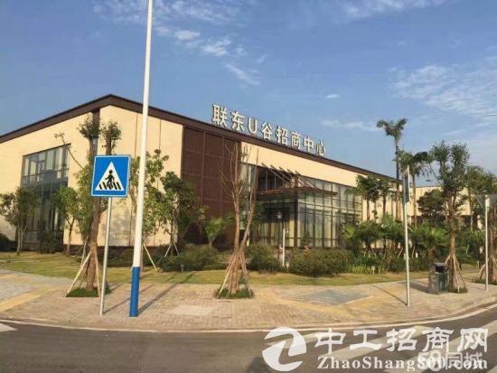 重庆两江新区独栋标准厂房首层7.2米现房租售