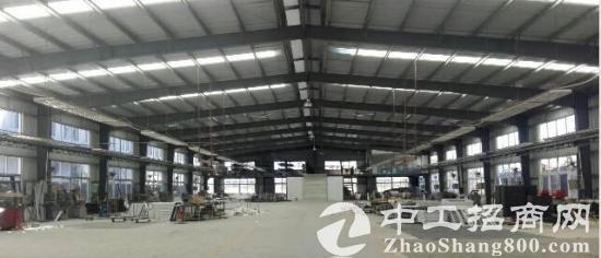 常州周边 独院7600平钢结构厂房出租图片1