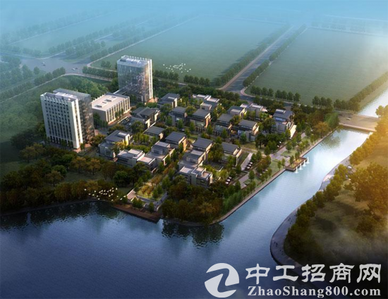 上海人才创业产业园 科研办公楼宇厂房出售