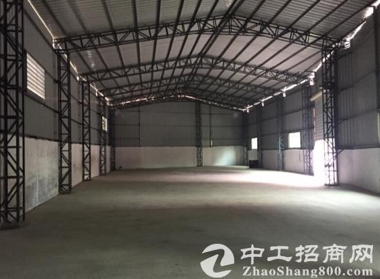 南京栖霞新港27000㎡钢结构厂房出租