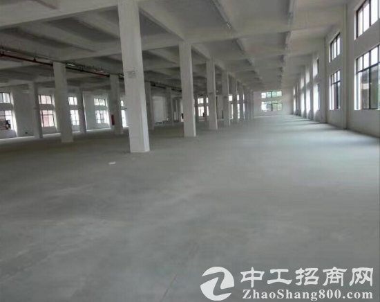 大朗蔡边4000平方米厂房招租带装修路段优