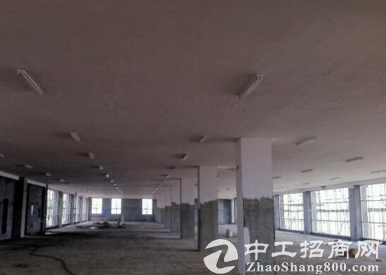 梅村2、3层厂房价低、环境好有货梯可分租