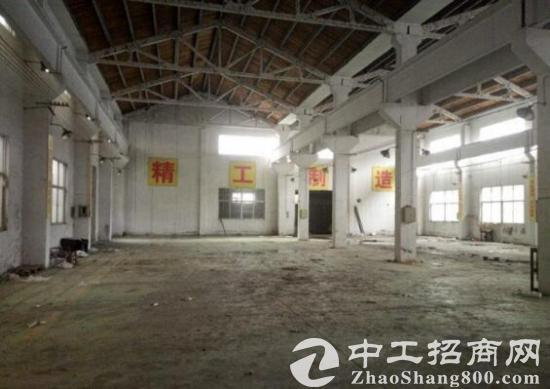 无锡堰桥镇工业园1300单层机械厂房出租