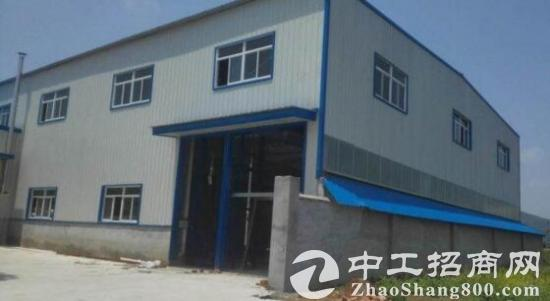 含山县祁门站开发区内 钢结构厂房 1500平米出租