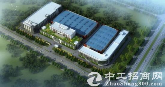 全新钢结构厂房和框架厂房对外出租