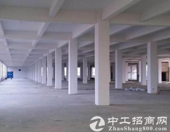 苏滁产业园附近钢结构框架厂房对外出租