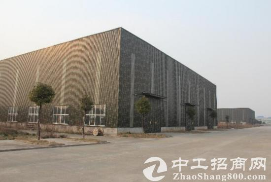 出租两栋各7300平钢结构生产厂房