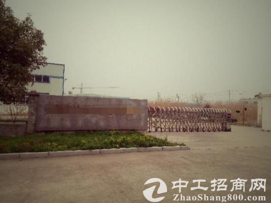 出租独门独院厂房 共3栋钢结构厂房约5000平