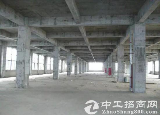 大型工业园区出租二楼标准厂房