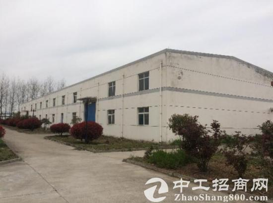 和县台湾农民创业园出售独门独院厂房 占地76亩