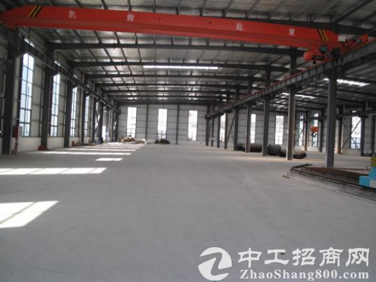 博望钢结构厂房2000平米出租 配办办公区域