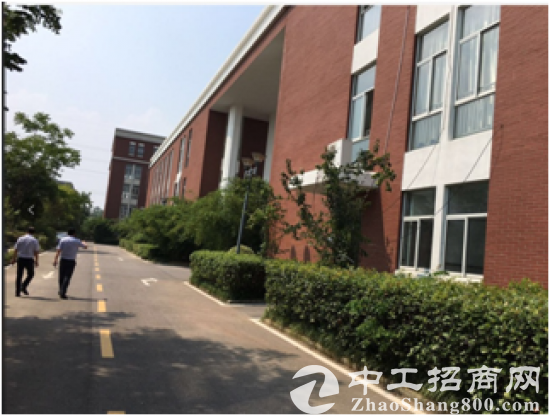江宁厂房8400平方独栋厂房出租
