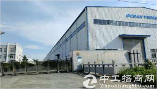 南京周边独门独院产业园占地面积约142.3亩出售