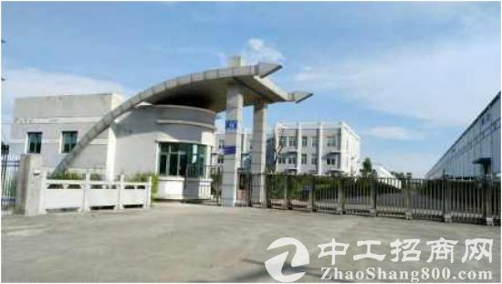 南京周边独门独院产业园占地面积约142.3亩出售图片1