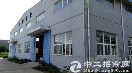 南京附近 叉河济开区产业区 厂房 土地整体出售图片1
