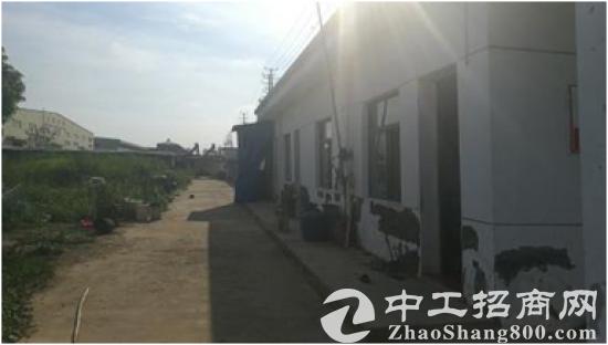 临界南京 独门独院1万平米厂房加9.8亩工业土地出售