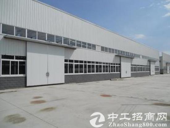 东麒路一楼3500平米高8米带装卸平台仓库图片4