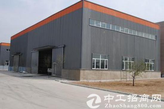 东麒路一楼3500平米高8米带装卸平台仓库-图2