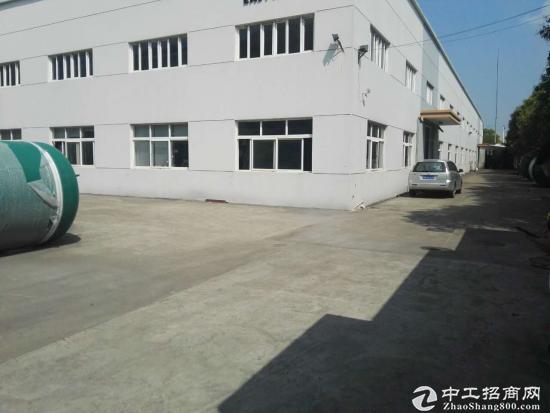 嘉定安亭汽车产业园15000平独院出租场地超级大