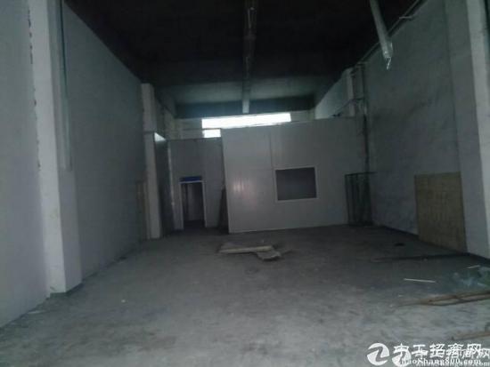深圳宝安福永新和一楼300平带装修厂房出租