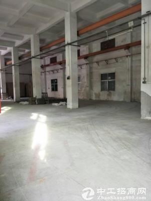 龙岗物流仓库有卸货平台厂房出租-图2