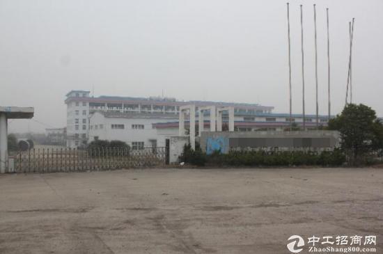 合肥附近出售独门独院厂房 占地面积130亩