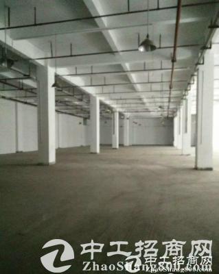 坪山正规工业园标准厂房仓库350平方米出租